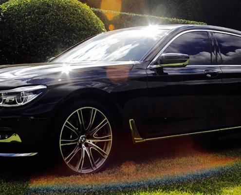 BMW 7 Series Chauffeur Hire Sydney & Australia | Marquee Limousines