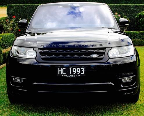 Range Rover Sport Chauffeur Hire Sydney & Australia | Marquee Limousines